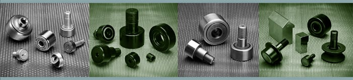 Accurate Bushing Company, Inc. Crowned Cam Follower and Cam Yoke Roller