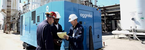 Aggreko (Rental Equipment)