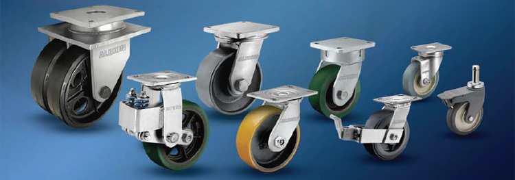 Albion Casters and Wheels