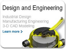 Applied Rapid Technologies Corporation, Design and Engineering