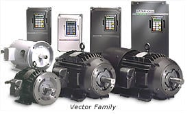 Baldor Electric Company  - Vector Family