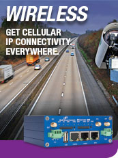 Wireless - Get Cellular IP Connectivity Everywhere