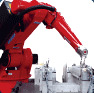 Mechanical components for robotics manufacturing applications