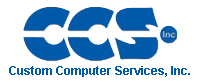 CCS, Inc. (Custom Computer Services)