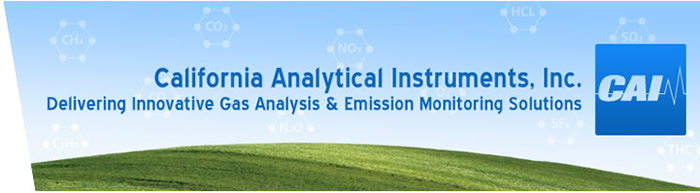 California Analytical Instruments Inc.