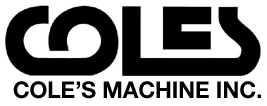 Cole's Machine, Inc.