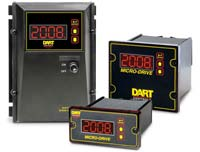 Dart Controls, MDII Series Digital Motor Speed Controls