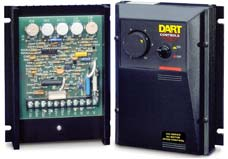 Dart Controls, SCR DC Speed Controls
