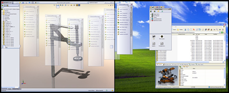 Dassault Systèmes SolidWorks Corp. - Dual Screen