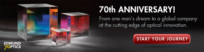 Edmund Optics Inc. - 70th Anniversary