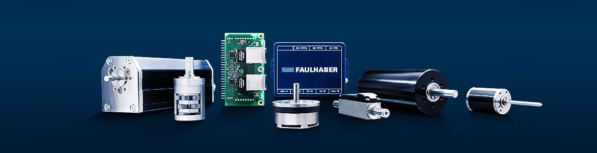 FAULHABER drive systems and micro motion products