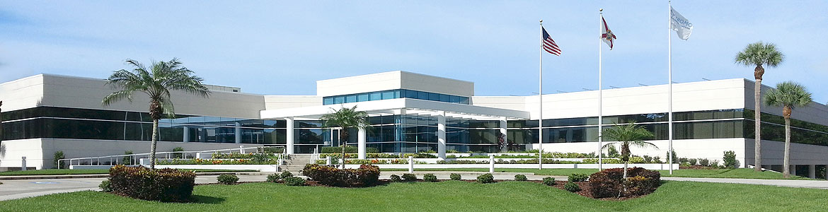 FAULHABER MICROMO Facility in Clearwater Florida