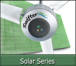 Swifter® Industrial HVLS Ceiling Fans