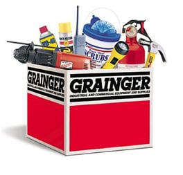 grainger works with more than 3 500 suppliers to provide customers