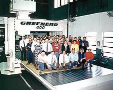 Greenerd Press & Machine Co., Inc.
