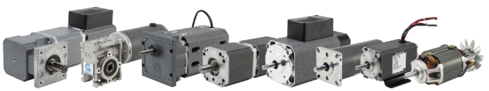 Groschopp line of fractional horsepower electric motors and gearmotors