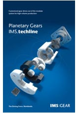 IMS Gear Planetary Gears Inc.