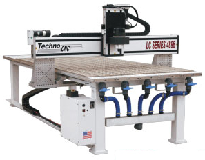 Techno, Inc. CNC Routers