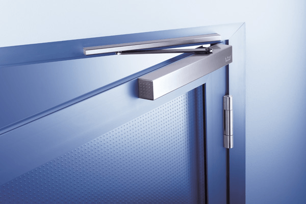 concealed overhead door closer. door closer on from designbuild-network concealed overhead