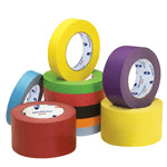 Multi-color industrial tapes from Intertape Polymer Group Inc. (IPG)