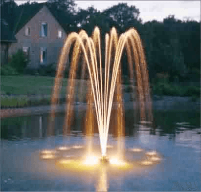 ... The Application Is Decorative Or Functional. Some Fountain Pumps Are  Even Solar Powered And Can Work In Conjunction With A Well Pump To Create  Special ...