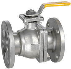 Two-piece Ball Valve image