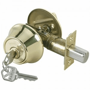 Deadbolt Assembly