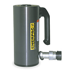 Single acting hydraulic cylinder image