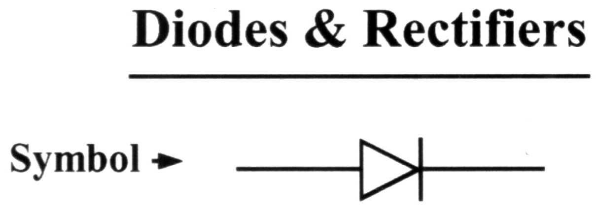 rectifiers information