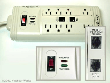 dataline and dc signal surge suppressors selection guide
