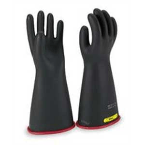 Selecting electrical gloves