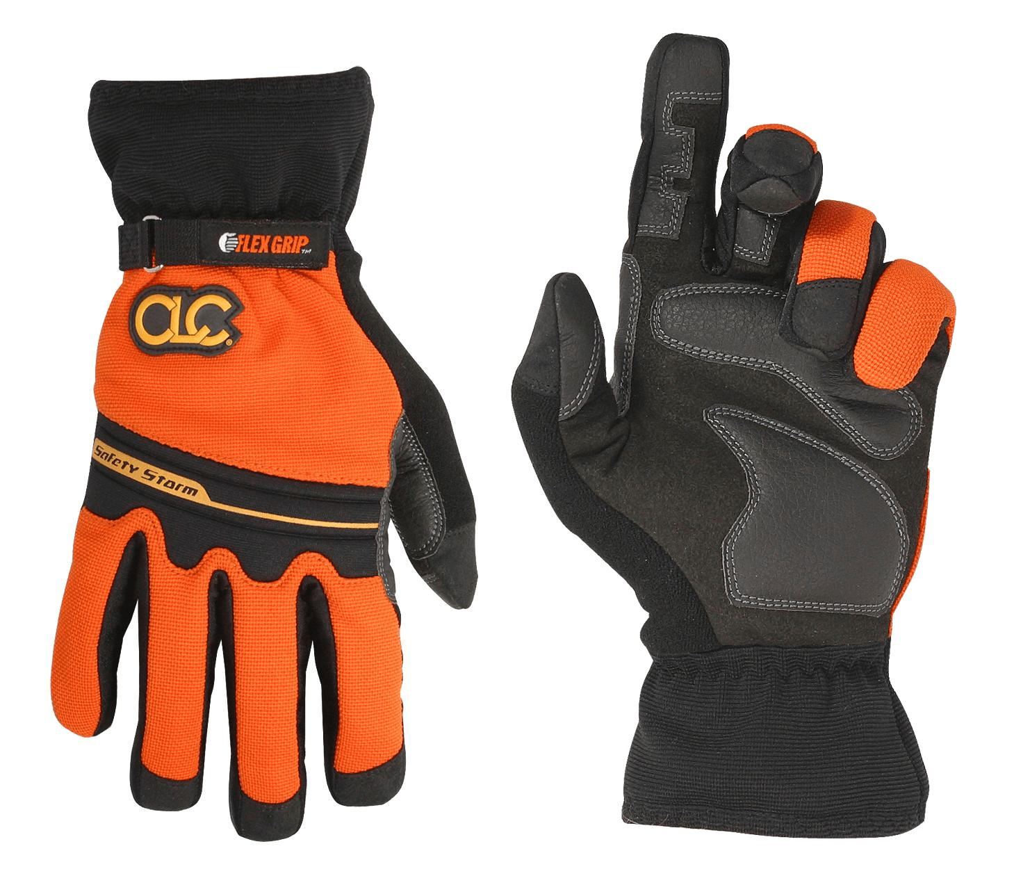 Safety gloves option