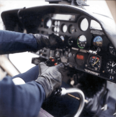 Picking aircrew gloves