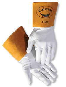 Welding glove choice