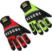 Selecting rescue gloves