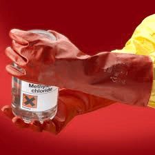 Selecting chemical gloves