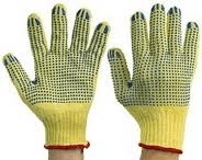 Selecting safety gloves grip
