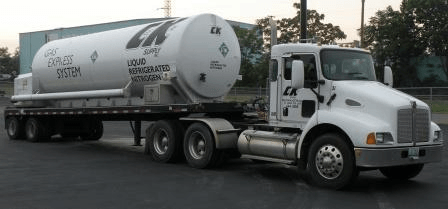 Gas Truck image