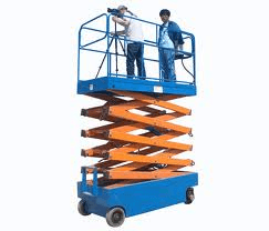 Selecting scissor lifts