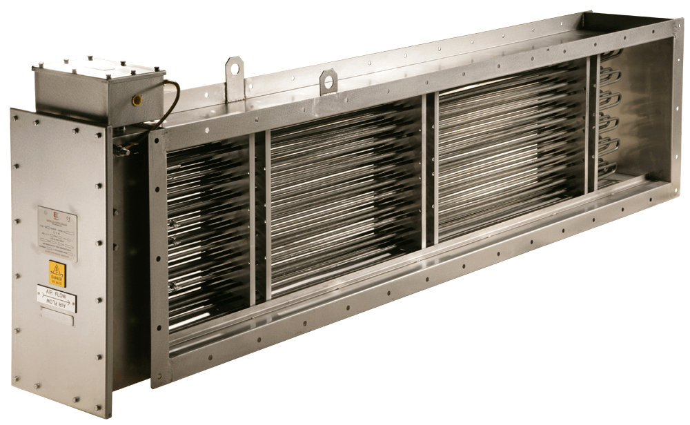 Industrial Duct Heaters : Duct heaters information engineering