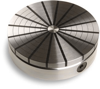 Round Magnetic Chuck from Spreitzer