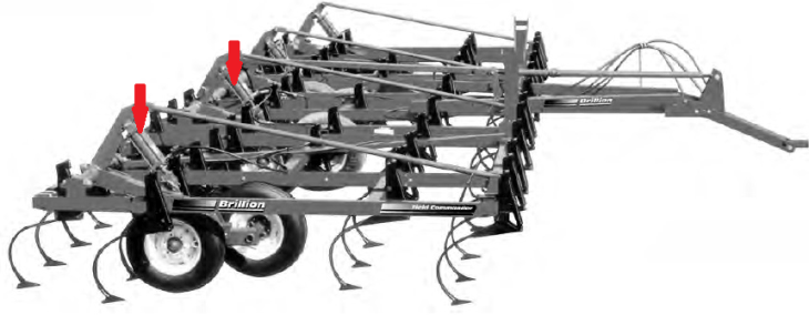 Extension Springs for Agricultural Applications; image courtesy of Swiderski Equipment