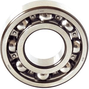 Radial Ball Bearing Side View image