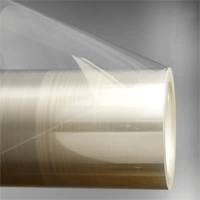 Film laminate coating