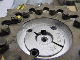 Sprocket with Taper Bushing image
