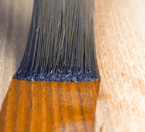 Varnish coating