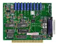 ISA Bus Two Channel Analog Output Card image