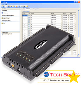 Stand-Alone, High-Speed, Multifunction Data Logger image