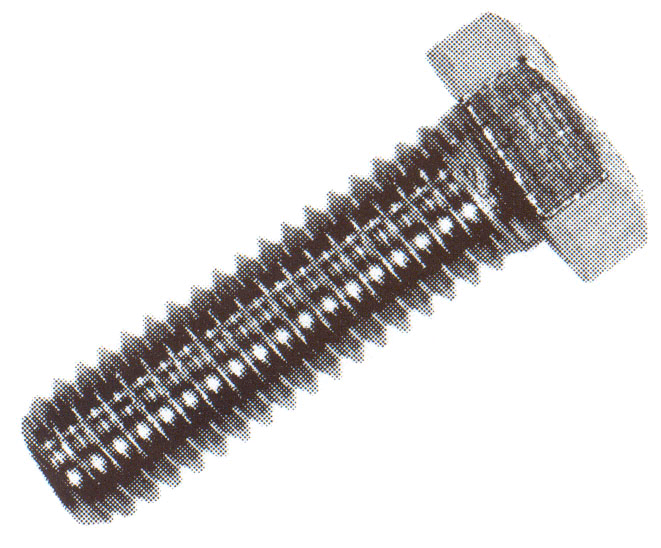 Hex bolt image