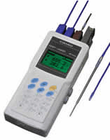 Portable Data Logger from CHINO Works America Inc.